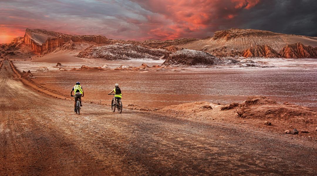 Um dos melhores destinos de 2020 é o Deserto de Atacama
