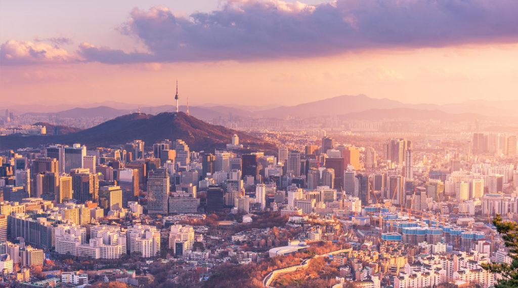 Um dos melhores destinos de 2020 é a Coréia do Sul
