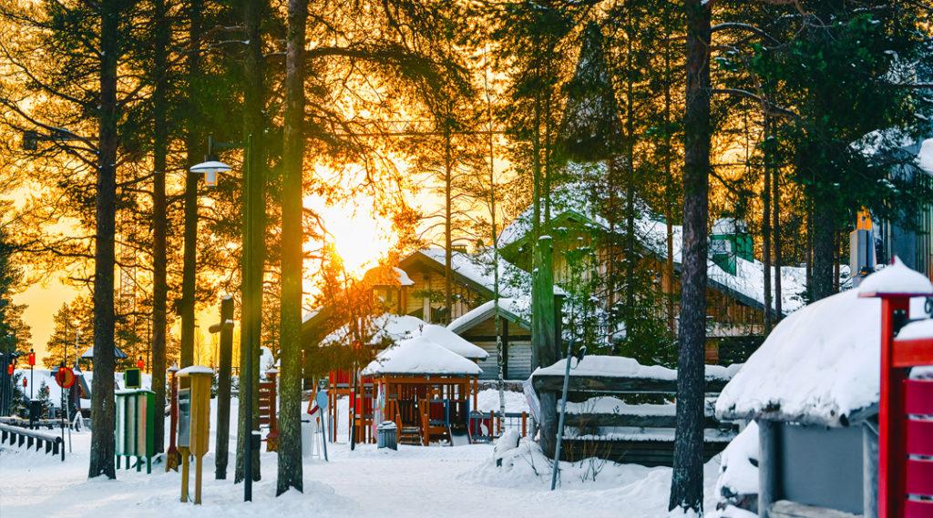 Um dos melhores destinos de 2020 é a Lapónia