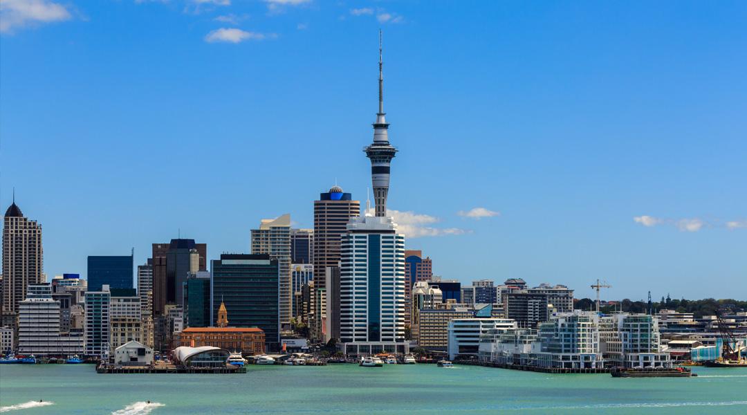 Um dos melhores destinos de 2020 é a Nova Zelândia