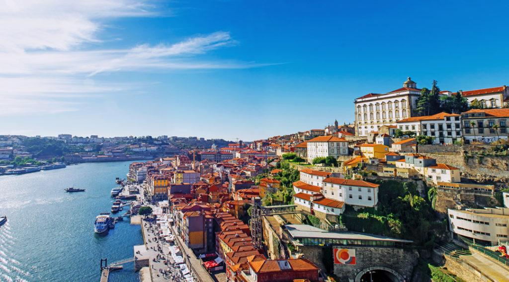 Um dos melhores destinos de 2020 é Portugal