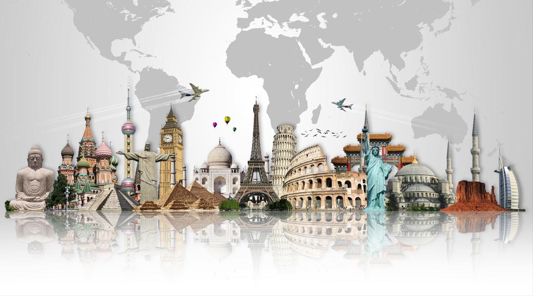 Melhores destinos para brasileiros