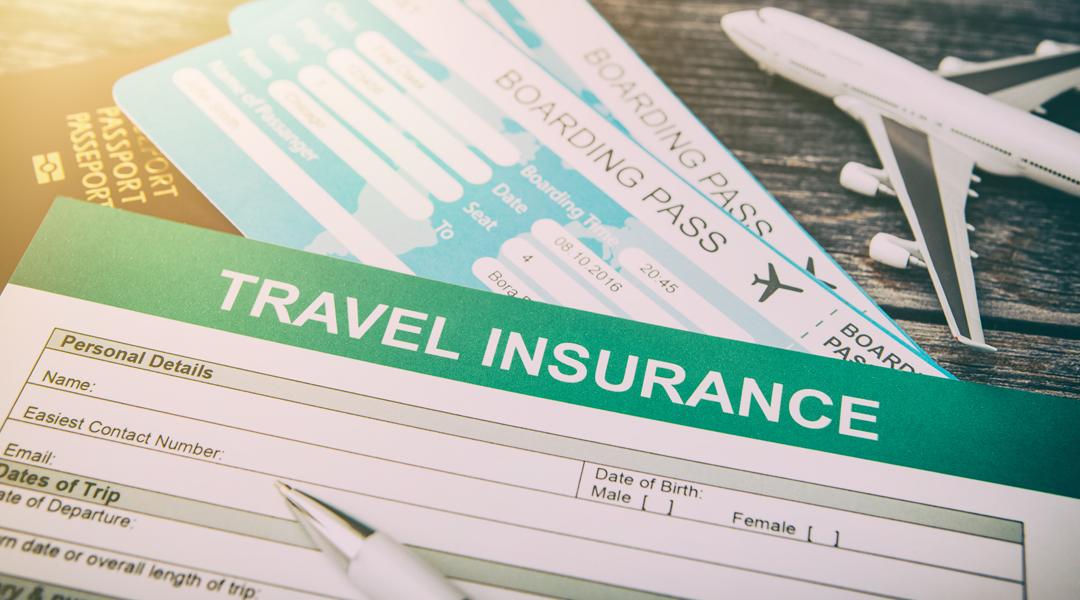 modelo de bilhete seguro viagem