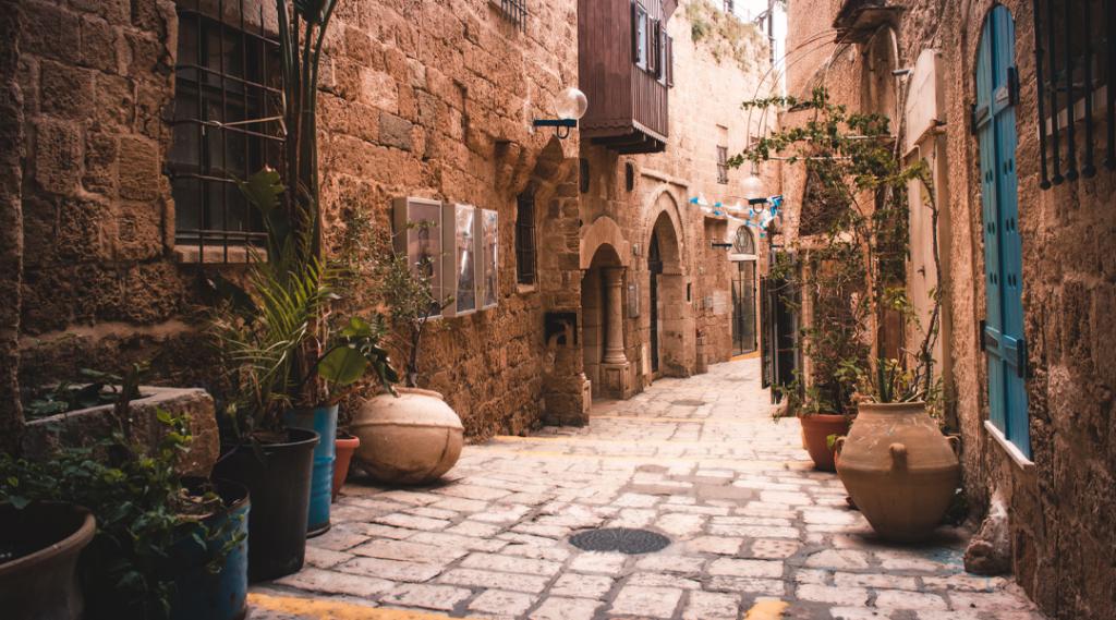 Cidade velha Jaffa, Tel Aviv - Israel