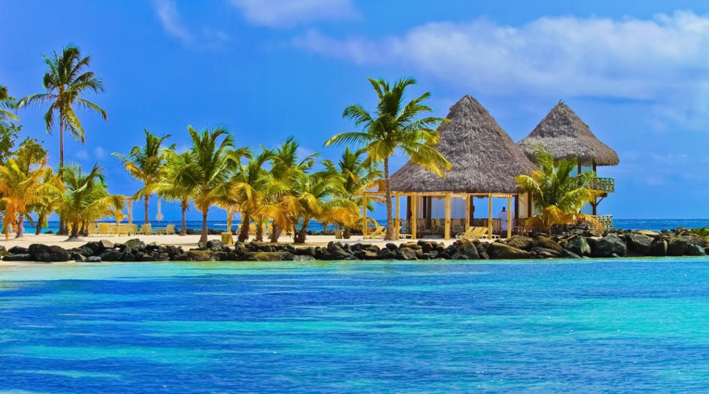 Punta Cana na República Dominicana: praias e selva. Destinos caribe
