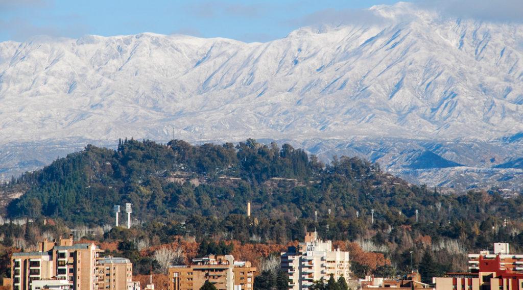 Cidade de Mendoza. Seguro viagem argentina